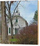 Crescent Hill Baptist Church Wood Print