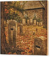Crispsell Memorial French Church  Wood Print