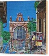 Capilla De Cristo - Old San Juan Wood Print