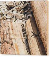 Critter Wood Print