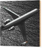 Crj700 - Bombardier Wood Print