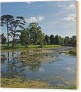 Croome Park 82 Wood Print