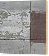 Crosswalk Patterns 2 Wood Print