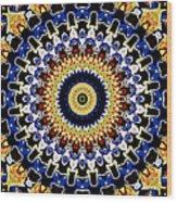 Crowning Glory Wood Print