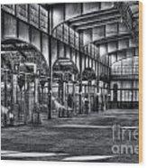 Crrnj Terminal Vi Wood Print