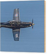Ct-156 Harvard II Wood Print
