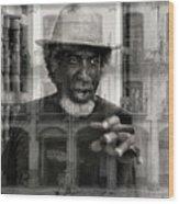 Cuba - Pure Wood Print