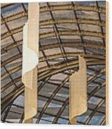 Cultural Sociology Wood Print