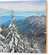 Cumberland Gap Wood Print