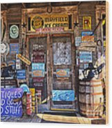 Cumberland Mountain General Store Wood Print