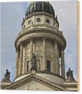 Cupola French Dome - Berlin Wood Print
