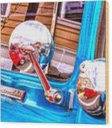 Custom Cab 14854 Wood Print