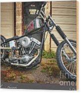 Custom Ride Wood Print