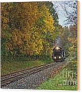 Cuyahoga Valley Scenic Railroad 1 Wood Print