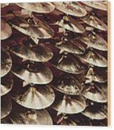 Cymbalogy Wood Print