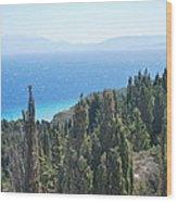 Cypress 2 Wood Print