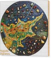 Cyprus Planets Wood Print