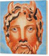 Cyprus - Zeus Wood Print