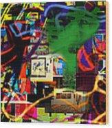 Daas 13d Wood Print