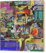 Daas 2 Zf Wood Print