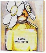 Daisy Marc Jacobs Wood Print