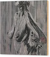 Damigalla Wood Print