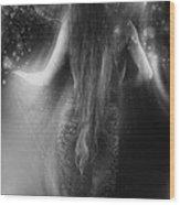 Dancing In The Moonlight... Wood Print
