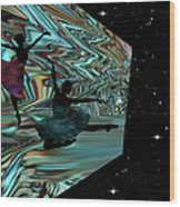 Dancing With The Stars-featured In Harmony And Happiness Group Wood Print