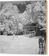 Daniel Boone Homestead Wood Print