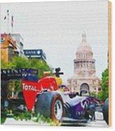 Daniel Ricciardo Of Australia Wood Print