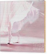 Danseur De Ballet Wood Print