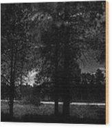 Darkenwalk Wood Print