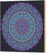 Darren's Mandala Wood Print