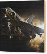 Dassault Beauty Wood Print