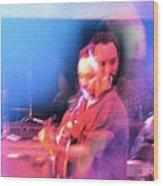 Dave Matthews Crazy Photo2 Wood Print