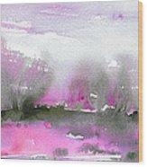 Dawn 34 Wood Print