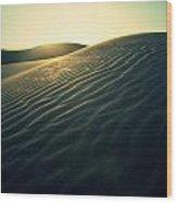 Dawn In South Sinai Wood Print