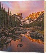 Dawn Of Dreams Wood Print