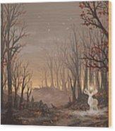 Dawn Spirit Wood Print