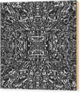 Daxdur Wood Print
