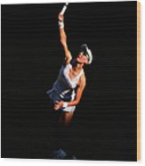 Day Two The Championships - Wimbledon Wood Print