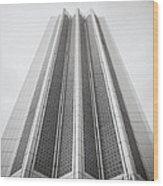 Dayabumi Kompleks Wood Print