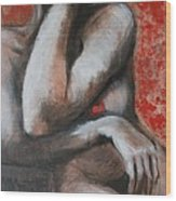 Daydreamer - Nudes Gallery Wood Print