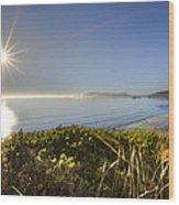 Daylight Star Wood Print