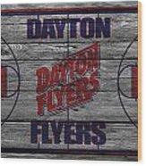 Dayton Flyers Wood Print