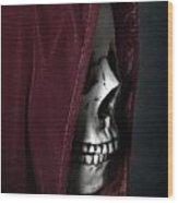 Dead Knight Wood Print