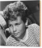Dean Stockwell, 1946 Wood Print