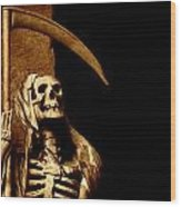 Death Wood Print