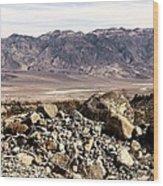 Death Valley #6 Wood Print