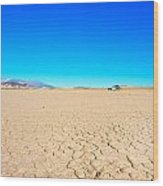 Death Valley Discovery Wood Print